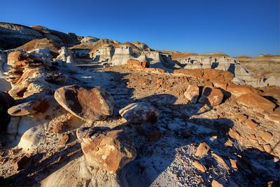 Bisti Badland, New Mexico