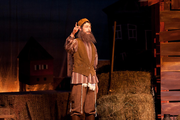 THS: 2011 Fiddler Act Two