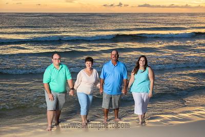 The LeBoeuf Family Sunset Photos Panama City Beach