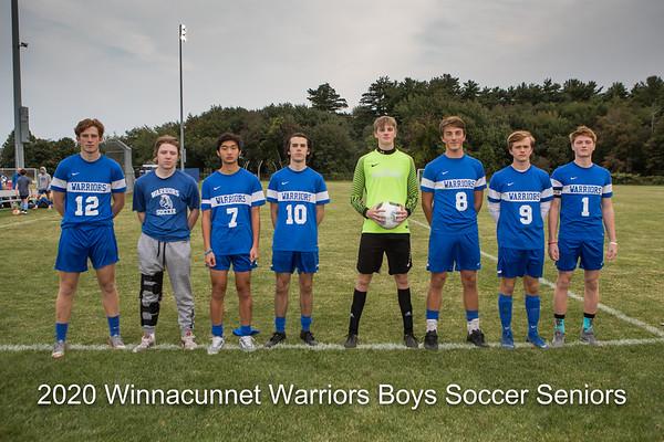 2020-9-22 WHS Boys Soccer Seniors