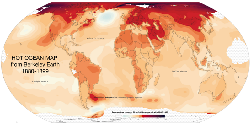 Hot Ocean Map Berkeley Earth.png