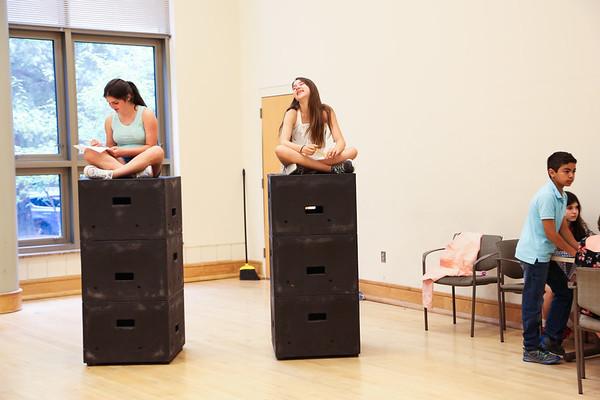 SYC Bye Bye Birdie Rehearsals