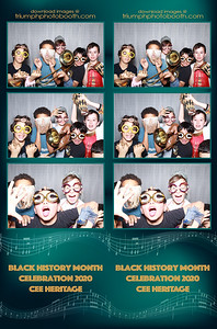 2/21/20 - Black History Month Celebration 2020 CEE Heritage