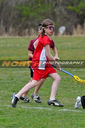 (5th,6th grade Girls) South Huntington vs. CYL