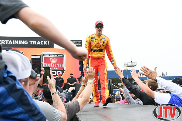 Firekeepers Casino 400 Driver Introductions 6-9-19