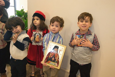 Church School Sunday of Orthodoxy - March 5, 2017