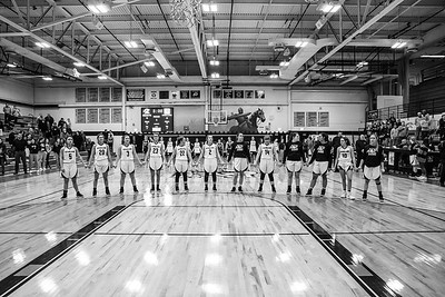 2019 Kaneland Girls Varsity Basketball v Sterling