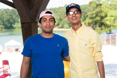 Sagar Graduation Picnic at Wildwood Park 5/27/19