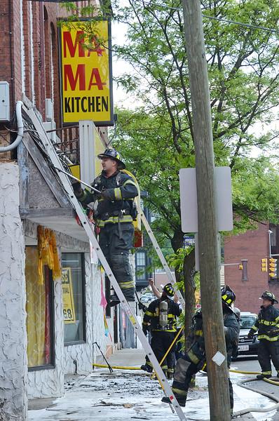 Lunenburg Street Fire 5-22-15