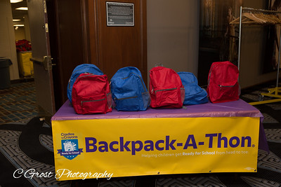 Cradles to Crayons Backpack 2016