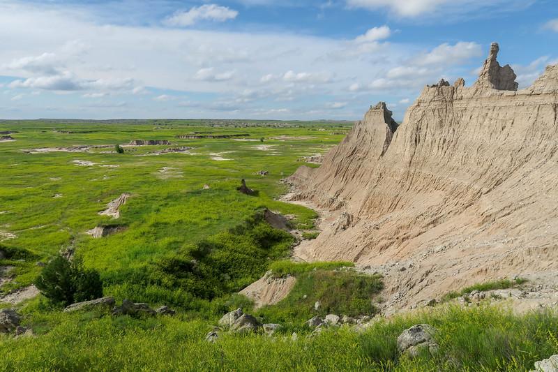 Badlands National Park -- Castle Trail (7-6-19)