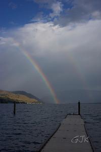 Rainbow, Lake Chelan