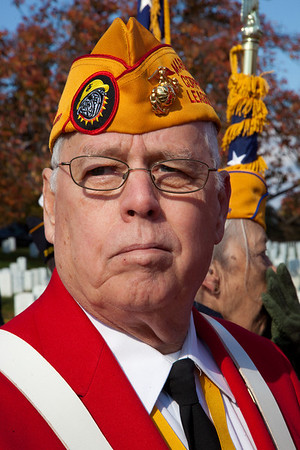 Veterans Day 2011 - Arlington Cemetery