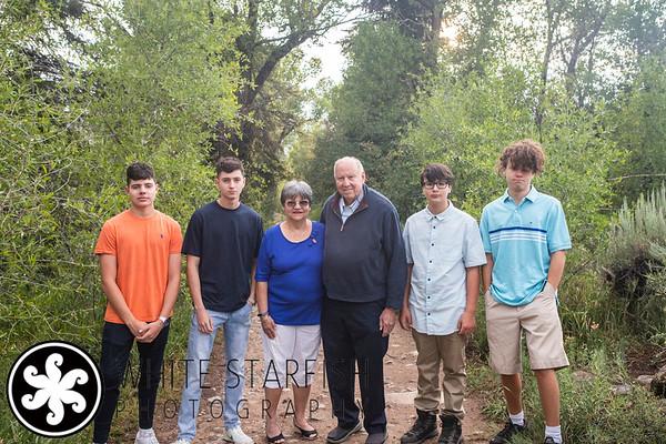 Vail Family Photos - Miller Ranch Open Space - Sherlock