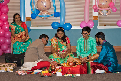 Nirav Mehta Baby Shower