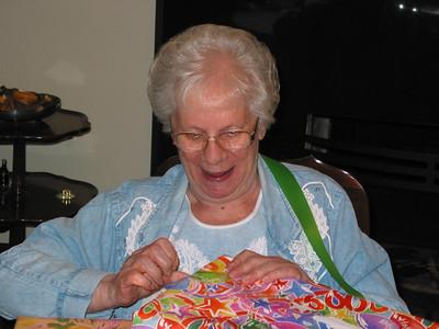 2005 Baubie's 85th Birthday