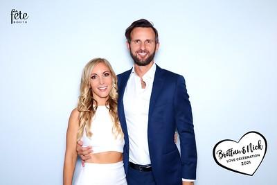 2021-7-24 Brittan & Nick Wedding