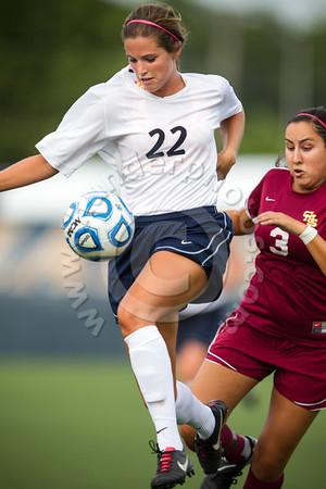 Wheaton College Women's Soccer vs Claremont-Mudd-Scripps, August 31, 2012