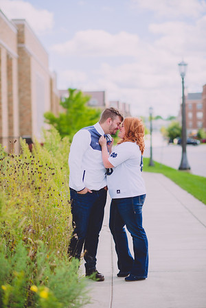 Erin + Ben Engagement Session