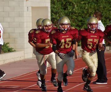 2010 Freshman Football