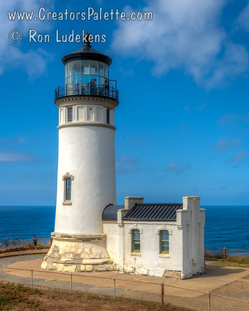 Lighthouses - Washington - North Head - Cape Disappointment