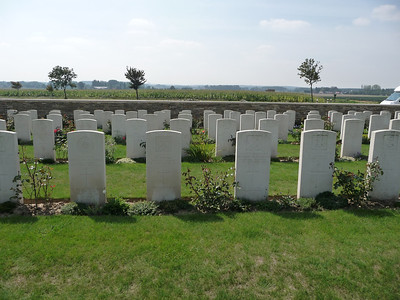 Le Vertannoy British Cemetry