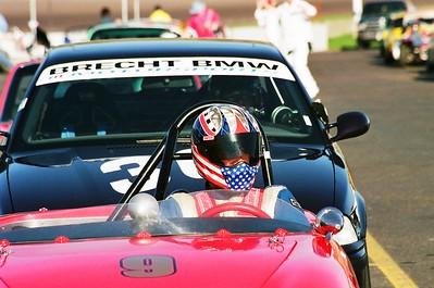 Motor Racing Helmets