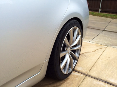 G37s Spacers