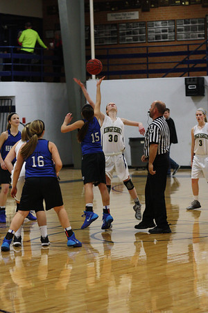 9TH GIRLS VS HENN 01/13/14