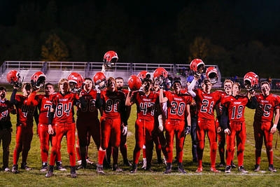 Boys JV Football - 10/24/2019 Lakeview