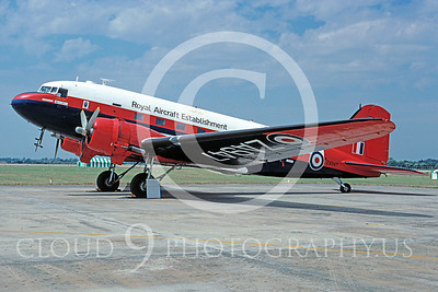 British RAF  Douglas C-47 Dakota Military Airplane Pictures
