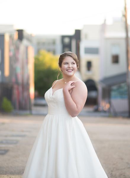 Megan - Bridals