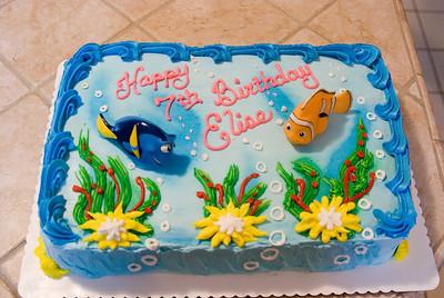 Elise's 7th Birthday