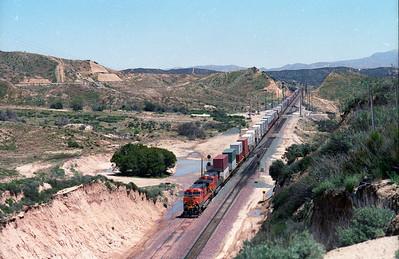 USA 2001 California Trip