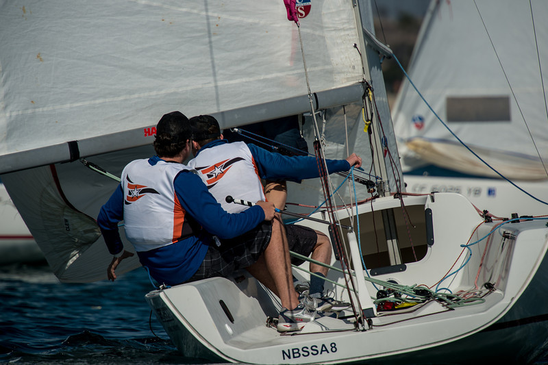 Tom Waker Boating Lifestyle and Yacht Photography - Balboa Yacht Club Team Racing REgatta