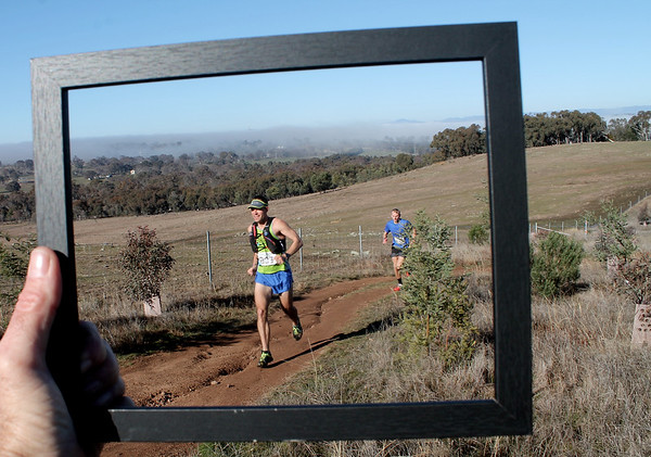 "Sri Chinmoy Canberra Trail Run 3: ""Gungahlin Gallop"", 30km & 10km, Sunday 17 July 2016"