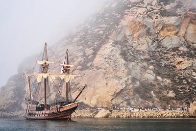San Salvador Ship // Morro Bay, CA