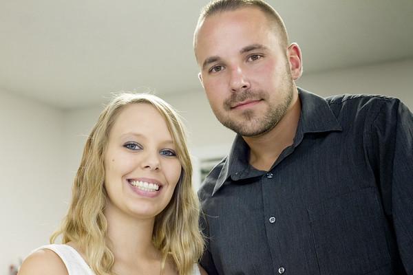 Brittany & Russ Wedding Rehersal 2014
