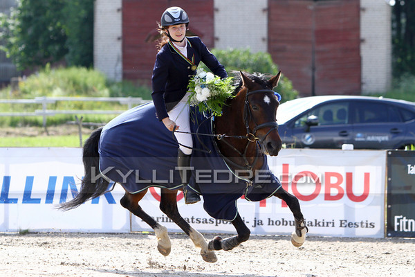 EMV 2013, ponid, II osavõistlus