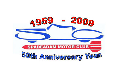 Spadeadam Motor Club's 50th Anniversary 2009