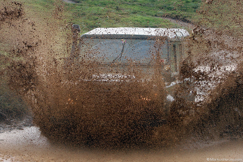 Land Rover Defender 110 @ Iceland 5Aug09