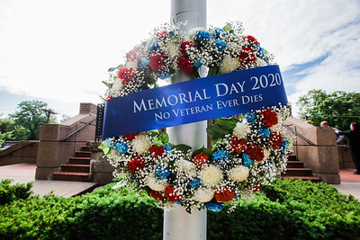 Alton National Cemetery Memorial Day Ceremony 2020