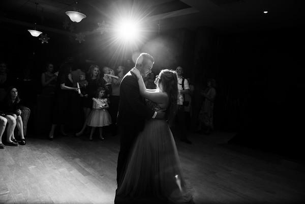 Reception - Dinner, Speeches & First Dances