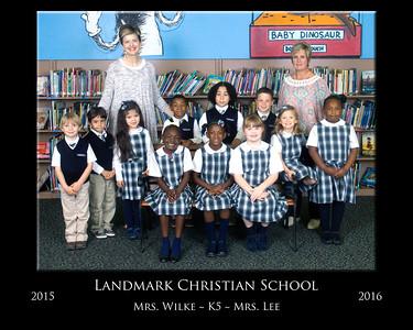 Fairburn Elementary Class Photos