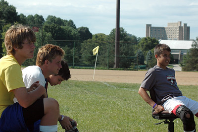 Alex Hoffmann Soccer Player