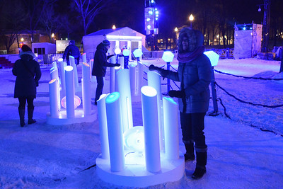 Quebec City Winter Carnival 2018
