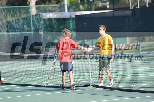Lake Brantley Boys Tennis 3-7-12