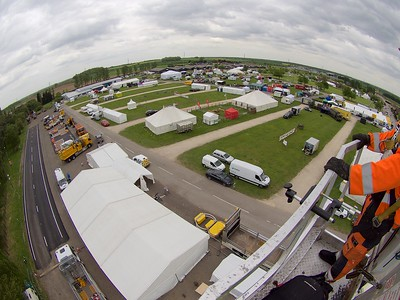 Notts County Show - Preparation