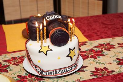2016-12-04 Canon cake