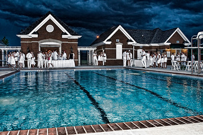 Prive - Party by the Pool - Belmont Country Club